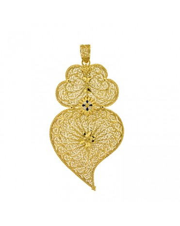 Coração ouro